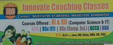 Innovative Coaching Classes