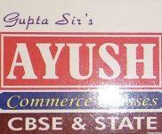 Ayush Commerce Classes