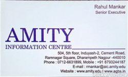 Amity Information Center