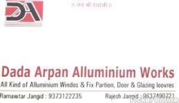 Dada Arpan Aluminium Works