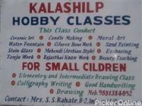 Kalashilp Hobby Classes
