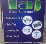 Taj steel furniture