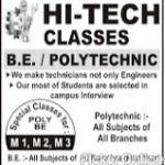 HI- TECH CLASSES