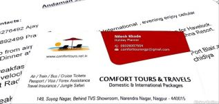 Comfort Tours And Travels