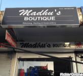 Madhus Boutique