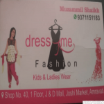 Dress Me Fashion And Ladies Wear
