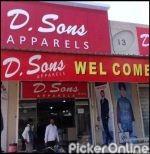 D Sons Apparels