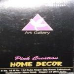 Pink Creation Home Decor