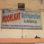 Moonlight Refrigerator