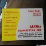 Aparna Communication Links