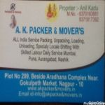 Ak Packer & Movers