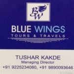 Blue Wings Tours And Travels