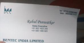 Bentec India Limited