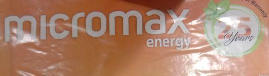 Micromax Solar Panels