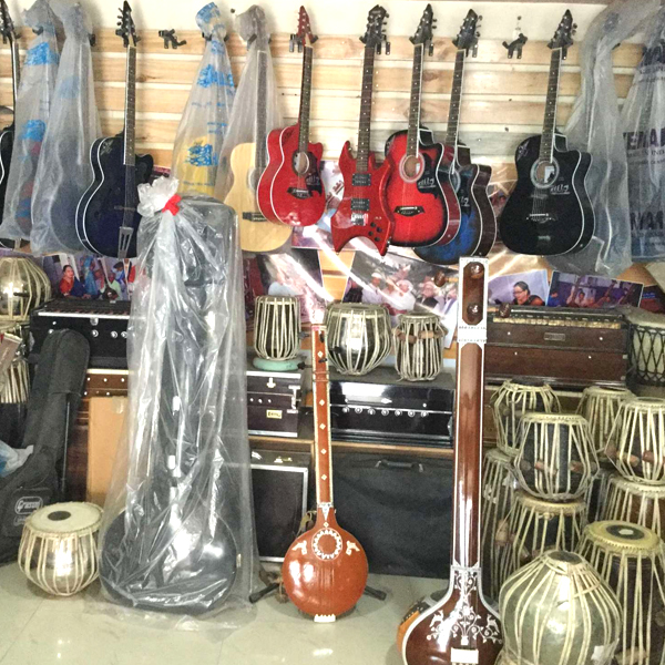 Musical Instruments Shop Store And Dealers In Nagpur