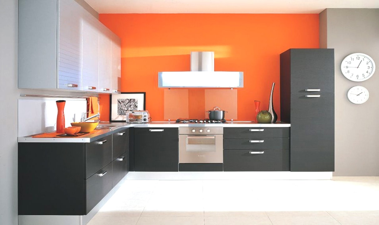 U Shaped Small Modular Kitchen Designs Erigiestudio